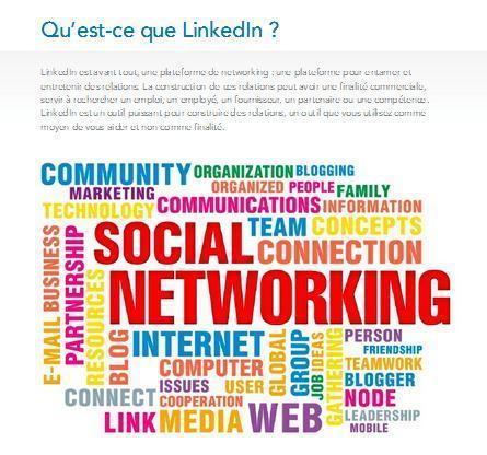 Linkedin : Comment y développer et optimiser son réseau ? | E-Réputation des marques et des personnes : mode d'emploi | Scoop.it