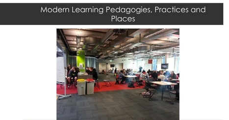 Modern Learning for secondary schools.pptx | Library Upgrade | Scoop.it