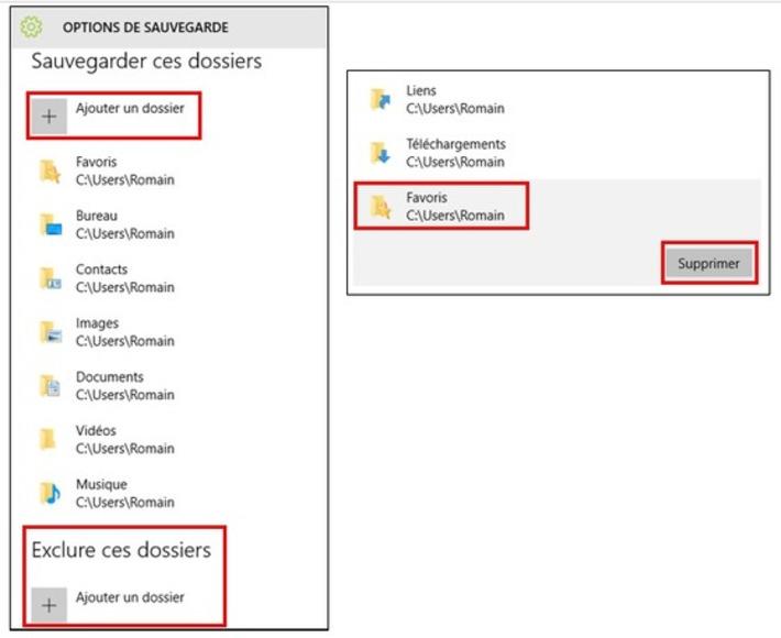 Tutoriel Windows 10 : Sauvegarder Automatiquement Ses Documents | TIC et TICE mais... en français | Scoop.it