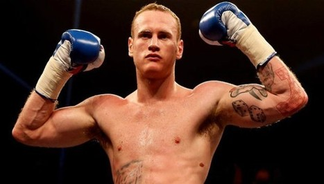 An Evening with George Groves – Precision Sports Management | Sports Facility management 4178937 | Scoop.it