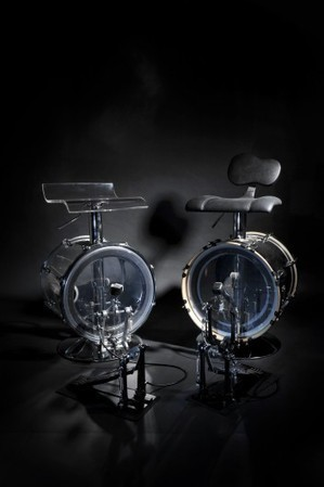 Seat and drum become one with Drumstooled | Innovation at the Verge | Scoop.it