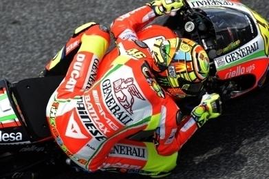 Rossi feels better on GP12 | Ducati news | Scoop.it