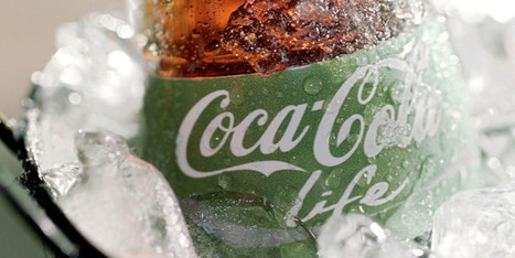 "Arriva la Coca Cola Life, la versione ""verde"" della bevanda | Beezer | Beezer | Scoop.it"