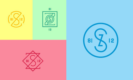 Recent Logo Work: ZS Monogram | Logo, Brand and Packaging ... | timms brand design | Scoop.it