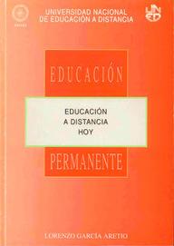 García Aretio: Educación a distancia hoy (libro de 1994, ahora en línea) | Educación a Distancia (EaD) | Scoop.it