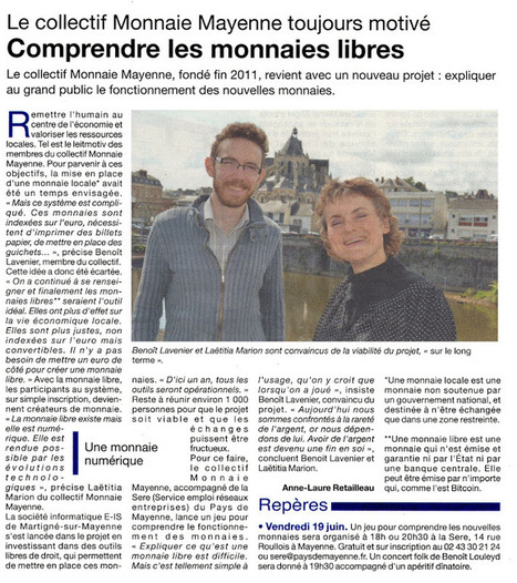 Presse – Le-Sou | Innovation sociale | Scoop.it