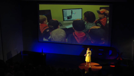 Friday Video: The Library of the Future, Melanie Florencio - The Travelin' Librarian | Technology & Libraries | Scoop.it