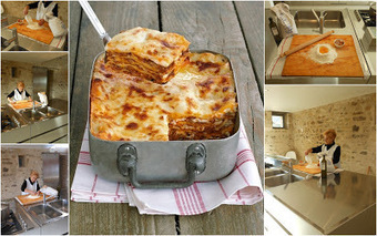 In the kitchen with Gianna: Lasagna Vincisgrassi | Le Marche and Food | Scoop.it