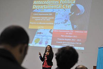 Cundinamarca, pionera en apoyo a proyectos de investigación   Ciencia, Tecnología e Innovación para Cundinamarca.   Scoop.it