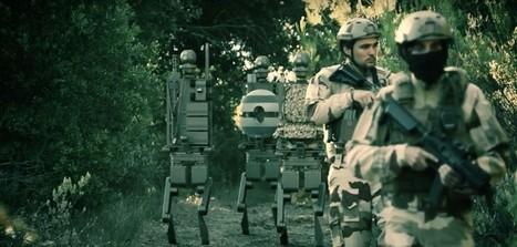 ECA dévoile les futurs soldats humanoïdes français - SciencePost | Une nouvelle civilisation de Robots | Scoop.it