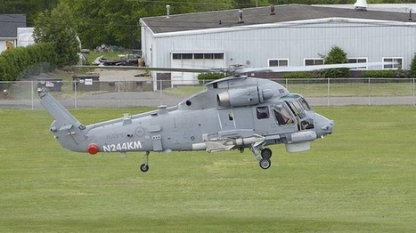 New Zealand accepts first SH-2G(I) Super Seasprite helicopter | Naval Defence | Scoop.it