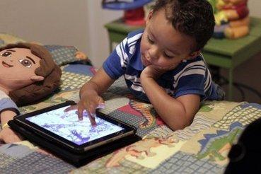 Enfants et tablettes électroniques: des experts inquiets - LaPresse.ca | Enseignement et TICE | Scoop.it