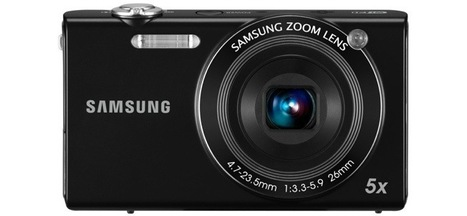 Samsung's SH100 14.1 megapixel camera packs Wi-Fi, DLNA, and more | BGR | Boy Genius Report | DLNA - It's coming to a living room near you! | Scoop.it