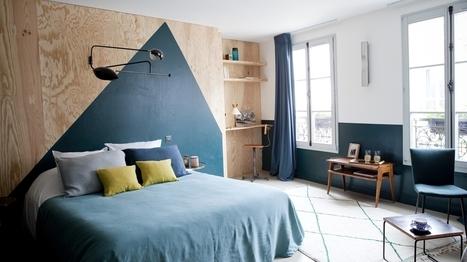 Hôtel Henriette | Les Gentils PariZiens : style & art de vivre | Scoop.it