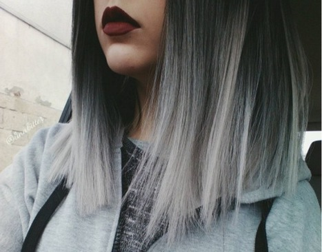 Toe aan iets nieuws? 10 balayage kleuren om nu te proberen | kapsel trends | Scoop.it