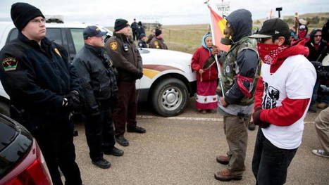 Sheriff Removes Deputies Who Were Sent to Police Dakota Access Pipeline Resistance | Criminal Justice in America | Scoop.it