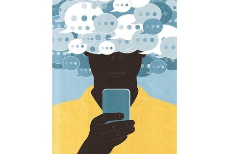 Texting Isn't the First New Technology Thought to Impair Social Skills | Intermediate news | Scoop.it