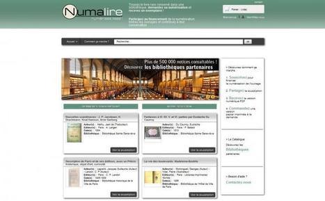 Numalire : financement participatif et livres rares | Numérisation & Valorisation | Scoop.it