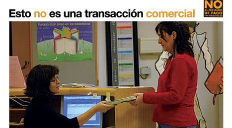 NO al canon que piden a los ayuntamientos por cada libro que preste en las bibliotecas municipales | Biblioteca 2.0 - Daniel Jiménez | Scoop.it