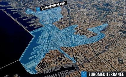 EuroMéditerannée ou comment Marseille tente de se positionner à l'internationale | Ville et Société | Scoop.it