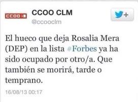 Red Bull y CC.OO, las últimas crisis de reputación tuitera en España   Errores en Social Media   Scoop.it