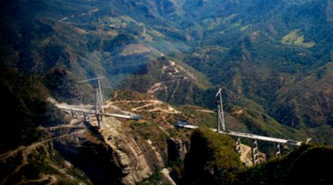 10 de los puentes más altos del mundo (Fotogalería)   INGENIERIA CIVIL   Scoop.it