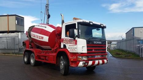 Concrete Deliveries Barnsley | Dominic Roberts | Scoop.it