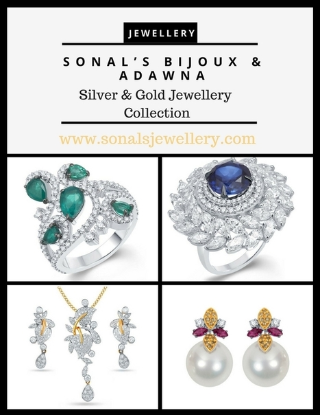 Why People are Opting for Gold and Silver Jewellery Online Shopping? - Silver Bangles & Bracelets Online for Women in India | Sonals Jewellery | Scoop.it