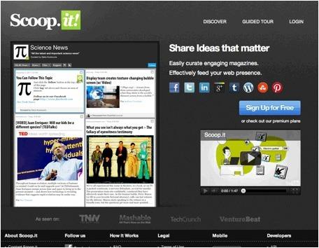 Tutorial Scoop.it | zelfstudie.be | Social Media & sociaal-cultureel werk | Scoop.it