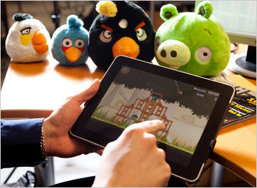 Angry Birds Creator Raises $42 Million | Finland | Scoop.it