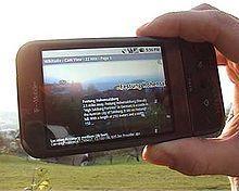 Erweiterte Realität – Wikipedia | Augmented Reality und Spiele | Scoop.it
