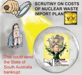 South Australia's nuclear dump plan – fool's gold? – senior Liberal MP « Antinuclear | GarryRogers Biosphere News | Scoop.it