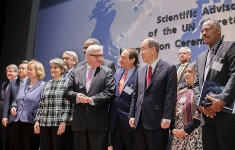 U.N. Scientific Advisory Board Inaugurated in Berlin | Higher Education and academic research | Scoop.it