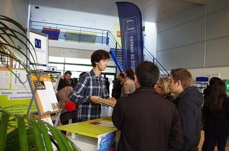 Université de Nantes - Pôle universitaire de la Roche-sur-Yon - La Journée Portes Ouvertes 2016 du Pôle universitaire yonnais | Le multimédia et le tourisme | Scoop.it