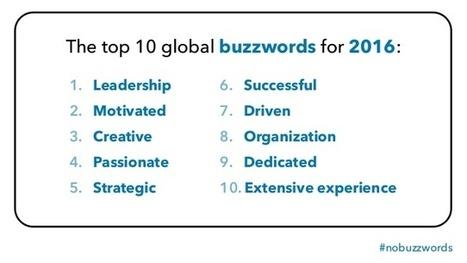 LinkedIn lance une campagne #nobuzzwords   Mon Community Management   Scoop.it