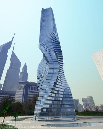 The Dynamic Tower - Institution of Civil Engineers   Civil Engineering 101   Scoop.it