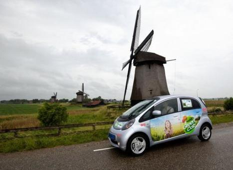 Netherlands Passes Motion to Ban Petrol, Diesel Cars by 2025 | Carbohydrates are of the past, Space Solar the future. | Scoop.it