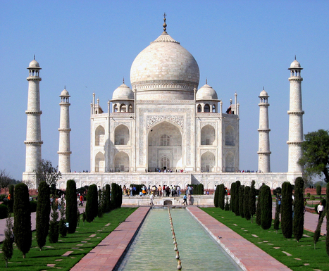 A Brief History of the Taj Mahal Lovely Place in India, Travel places of Agra, photo gallery of India, Travel images, Travel location | TravellBoss | Scoop.it