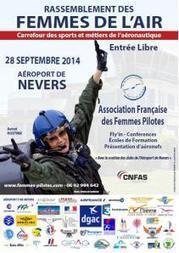 Tous à Nevers !   métier pilote d'avion   Scoop.it