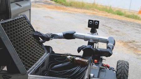 DARPA's advanced prosthetics give bomb disposal robot a delicate touch | Post-Sapiens, les êtres technologiques | Scoop.it