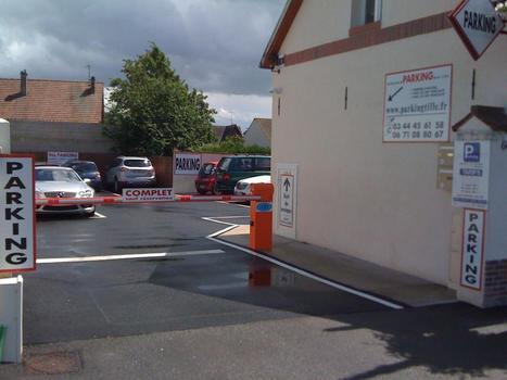 Beauvais : des parkings pas cher chez les particuliers | Air Journal | stockage entre particuliers | Scoop.it