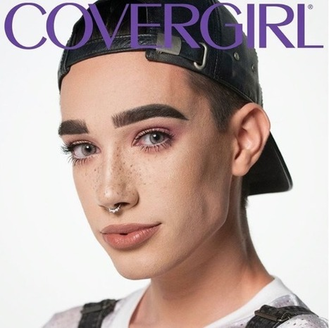 """Anyone and everyone can wear makeup"": Meet Covergirl's first Coverboy 