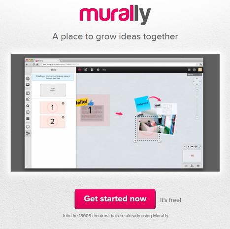 Mural.ly Mind mapping collaboratif | Le Top des Applications Web et Logiciels Gratuits | Scoop.it