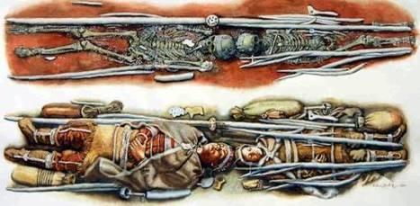 Nuevas dataciones colocan Sungir (Rusia) como uno de los primeros enterramientos de mediados del Paleolítico Superior | Enseñar Geografía e Historia en Secundaria | Scoop.it