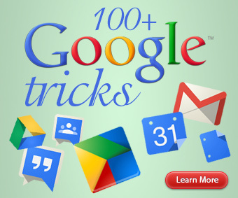 100+ Google Tricks for Teachers | Tips and Tricks with Google Apps in Education | Scoop.it