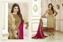 Saheli Couture Beautiful Embroidered Suits 2015 for Women | newteenstyle | Scoop.it