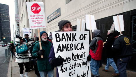 Detroit Ruling on Bankruptcy Lifts Pension Protections | Takin Care of Business | Scoop.it