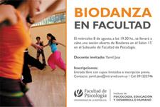 BIODANZA | Facultad de Psicología | BIO DANZA | Scoop.it