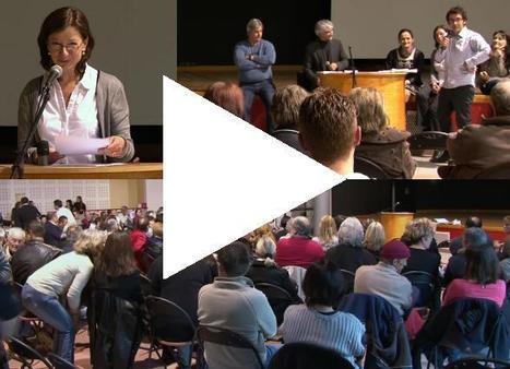 Toute l'AG du 10 avril en vidéo   Coeur de Bastide de Ste Foy la Grande   Scoop.it