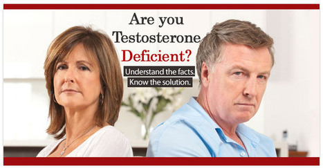 Are You Testosterone Deficien | Age Management Medicine | Scoop.it